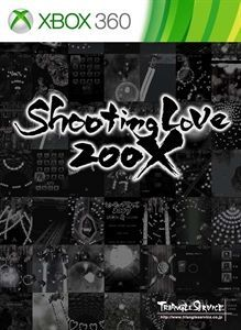 Cover for Shooting Love, 200X.