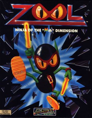 Cover for Zool.