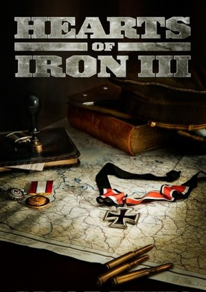 Cover for Hearts of Iron III.