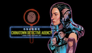 Cover for Chinatown Detective Agency.