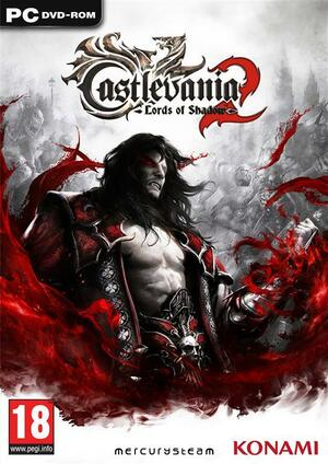 Cover for Castlevania: Lords of Shadow 2.