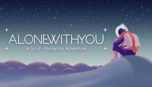 Cover for Alone With You.