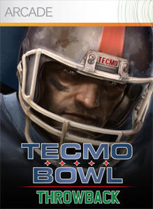 Cover for Tecmo Bowl Throwback.