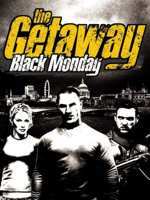 Cover for The Getaway: Black Monday.