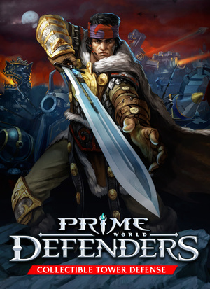 Cover for Prime World: Defenders.