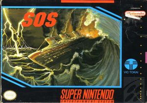 Cover for SOS.
