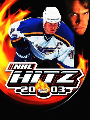 Cover for NHL Hitz 2003.