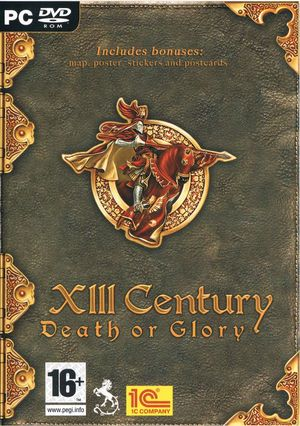 Cover for XIII Century.