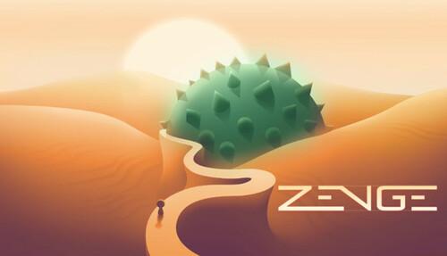 Cover for Zenge.