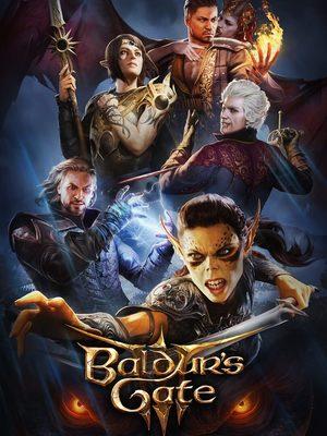 Cover for Baldur's Gate III.