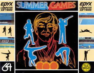 Cover for Summer Games.