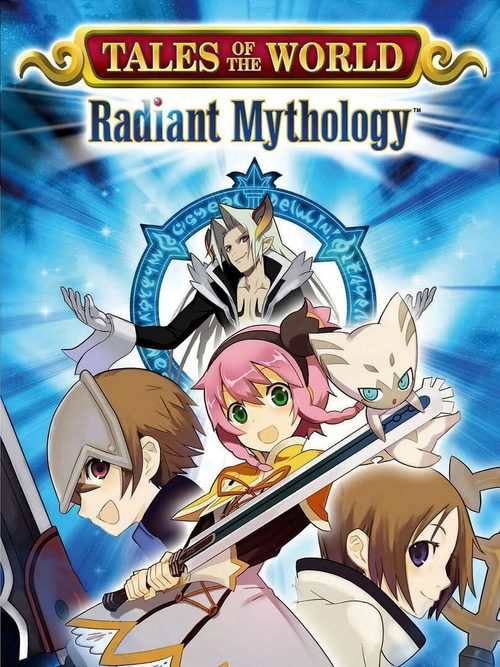 Cover for Tales of the World: Radiant Mythology.