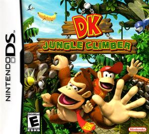 Cover for DK: Jungle Climber.
