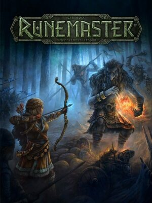 Cover for Runemaster.