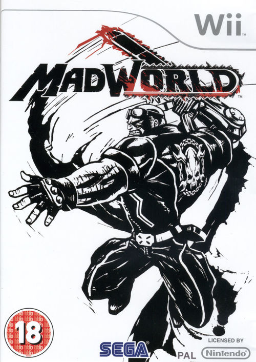 Cover for MadWorld.