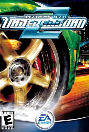 Cover for Need for Speed: Underground 2.