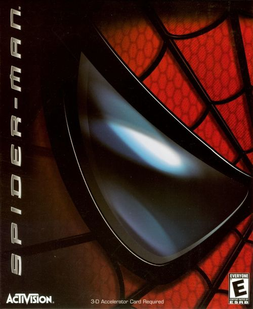Cover for Spider-Man.