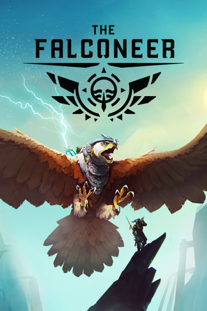Cover for The Falconeer.