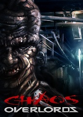 Cover for Chaos Overlords.