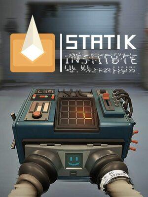 Cover for Statik.