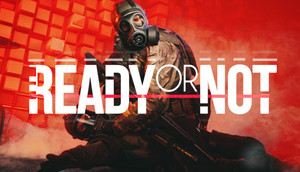Cover for Ready or Not.