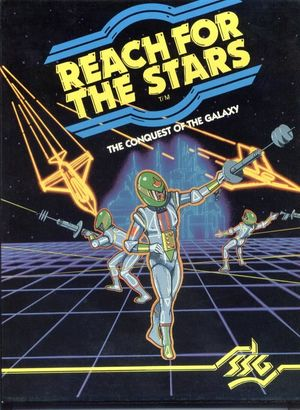 Cover for Reach for the Stars.
