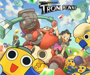 Cover for The Misadventures of Tron Bonne.