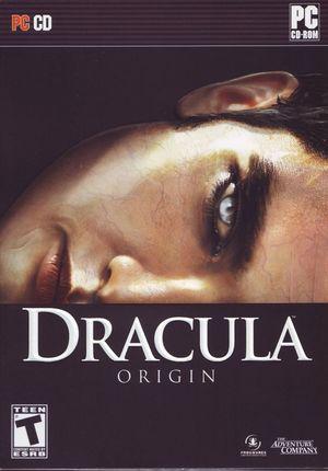 Cover for Dracula: Origin.