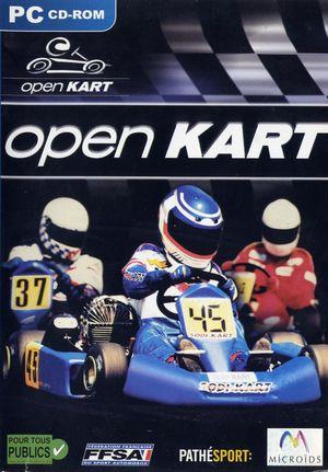 Cover for Open Kart.