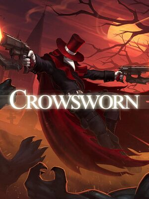 Cover for Crowsworn.