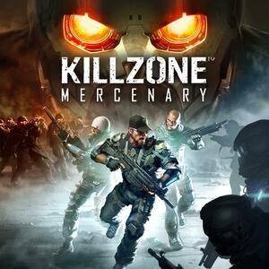 Cover for Killzone: Mercenary.