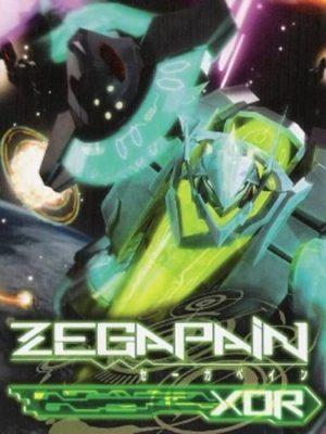 Cover for Zegapain XOR.