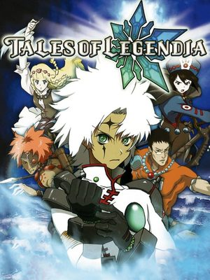 Cover for Tales of Legendia.