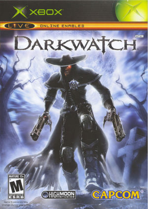 Cover for Darkwatch.