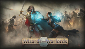 Cover for Wizards and Warlords.