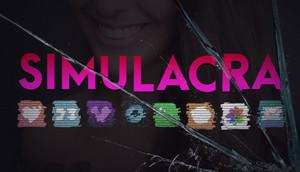 Cover for SIMULACRA.