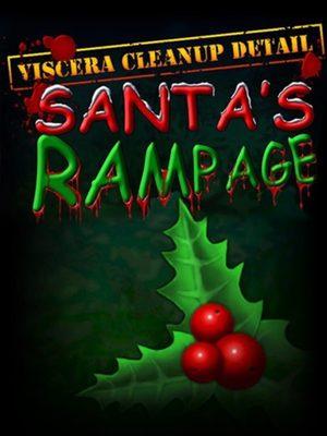 Cover for Viscera Cleanup Detail: Santa's Rampage.