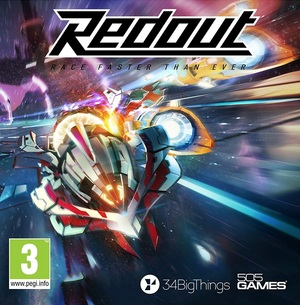 Cover for Redout.