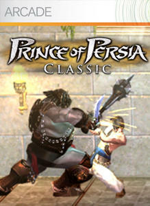 Cover for Prince of Persia Classic.