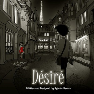 Cover for Désiré.
