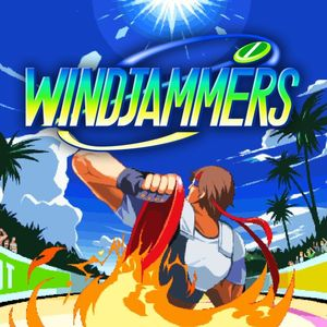 Cover for Windjammers.