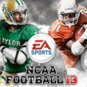 Cover for NCAA Football 13.