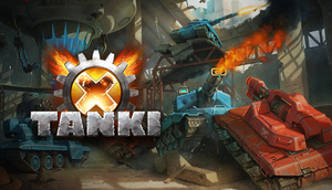 Cover for Tanki X.