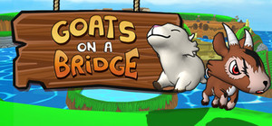 Cover for Goats on a Bridge.