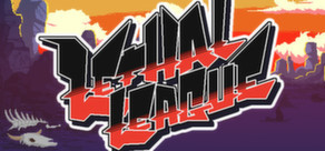 Cover for Lethal League.
