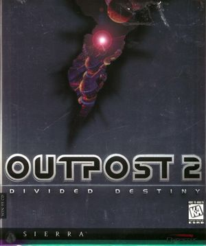 Cover for Outpost 2.