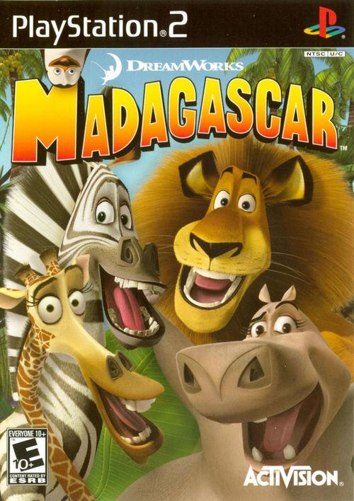 Cover for Madagascar.