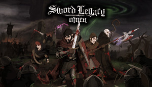 Cover for Sword Legacy Omen.