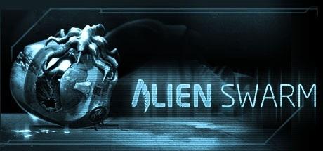 Cover for Alien Swarm.