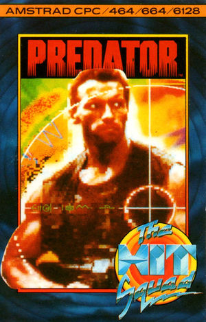 Cover for Predator.
